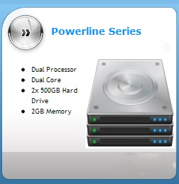 optiquest powerline series dedicated server