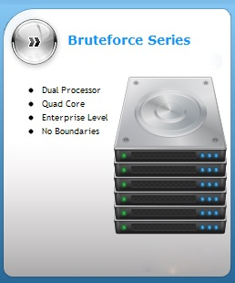 optiquest BruteForce One Series dedicated server