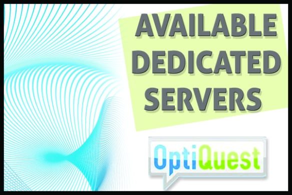 available dedicated services from Optiquest